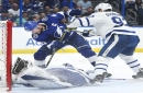 Lightning-Maple Leafs: Rewinding the Lightning's loss