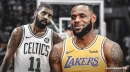 The bad habits Kyrie Irving changed because of LeBron James