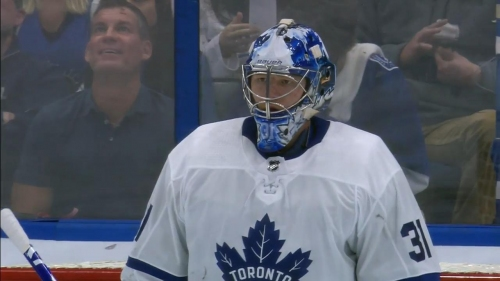 Andersen proved again why he's most important Maple Leaf