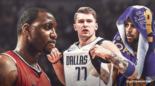 Tracy McGrady sees Mavs rookie Luka Doncic's All-Star votes as 'disrespectful' to likes of Stephen Curry
