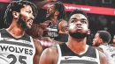 Timberwolves' Derrick Rose helped Karl-Anthony Towns go through tough stretch