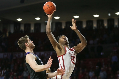 OU men's basketball: Sooners looking to bounce back against Texas