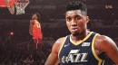 Donovan Mitchell won't defend Slam Dunk Contest title