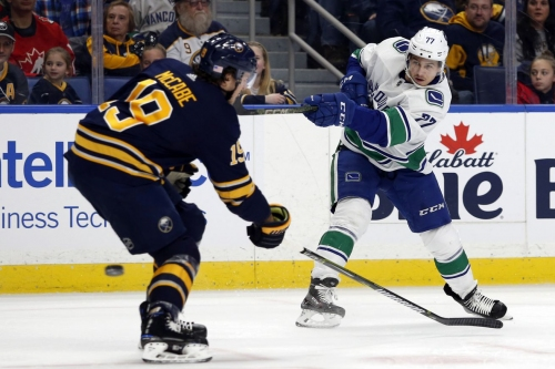 Preview: Canucks host Sabres in last game before All Star break