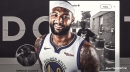 Video: Warriors' DeMarcus Cousins is clearly amped for his return