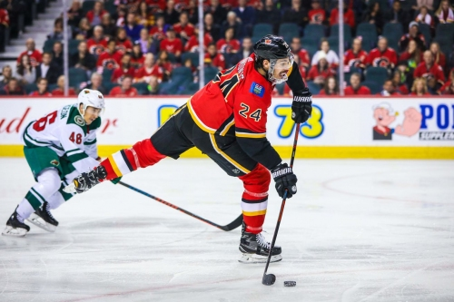 Flames Get Some Bodies Back In The Lineup