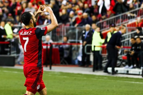 Vazquez Forever: Toronto Memories of the Magician Midfielder