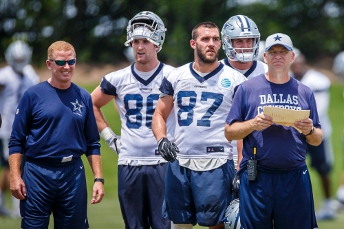 Linehan's departure as OC may give Cowboys fans hope, but it's hard to foresee huge changes with Garrett still at the helm