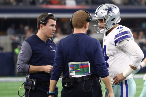 Report: Kellen Moore expected to stay Cowboys quarterbacks coach