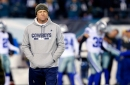 Scott Linehan out as Cowboys offensive coordinator in what Jason Garrett says was 'a mutual decision'