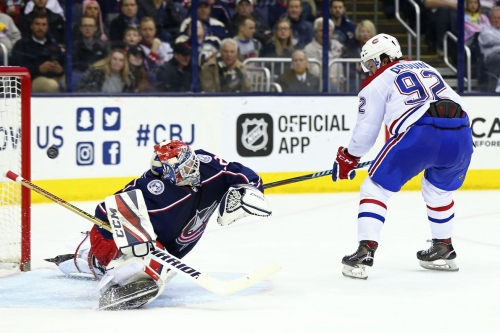 Game 49: Habs @ Blue Jackets