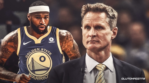 Warriors coach Steve Kerr says no minutes restriction for DeMarcus Cousins, but he'll play in short bursts