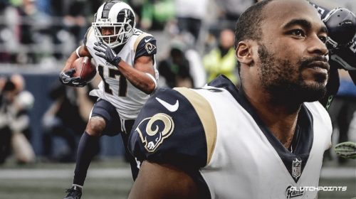 Rams WR Robert Woods doesn't believe Saints crowd will have impact on NFC title game