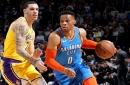 Lakers News: Luke Walton Accepts Responsibility For Lonzo Ball Fouling Russell Westbrook On 3-Pointer; Official Tom Washington Admits Wrong Call Was Made
