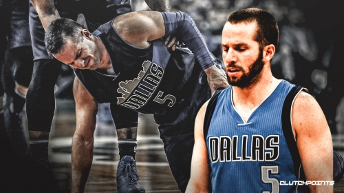 Mavs' J.J. Barea says timetable for Achilles recovery is 6-9 months
