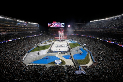 San Jose Sharks want to host another outdoor game. And soon
