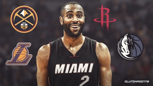 Rumor: Nuggets, Mavs, Rockets, Lakers have all registered interest in Heat's Wayne Ellington
