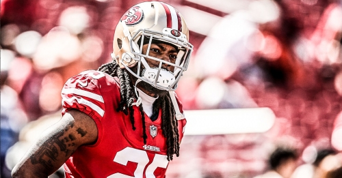 49ers CB Richard Sherman shares his thoughts on Antonio Brown potentially playing in San Francisco