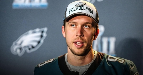 Eagles QB Nick Foles could be tagged and traded by Philadelphia