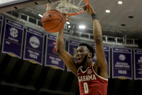 Last Night in SEC Basketball: January 17