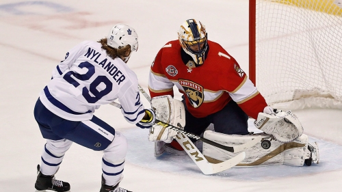NHL Live Tracker: Maple Leafs vs. Panthers