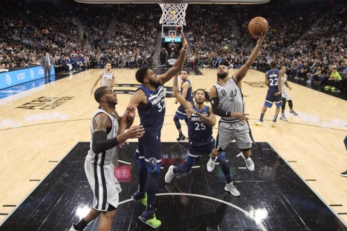 Spurs at Timberwolves Game Thread