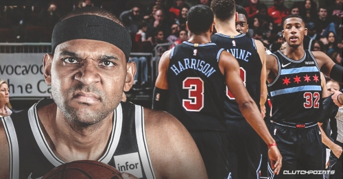 Nets' Jared Dudley reacts strongly to suggestion that the Bulls are more talented than Brooklyn