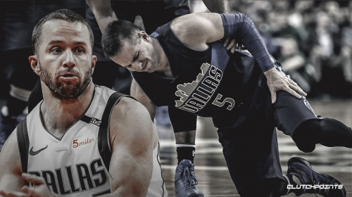 NBA awards Mavericks a Disabled Player Exception following the season-ending injury of J.J. Barea