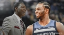 Andrew Wiggins passes Sam Mitchell for second on Timberwolves' all-time scoring list