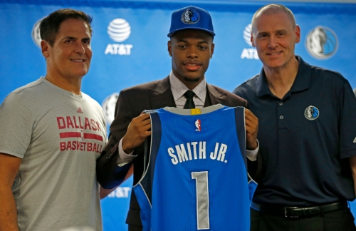 'I have that kind of respect for him': Mavericks coach Rick Carlisle explains why he's hard on Dennis Smith Jr.