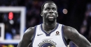 Warriors' Draymond Green thought he was ejected for hanging on the rim