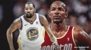 Warriors' Kevin Durant moves past Clyde Drexler in all-time scoring list