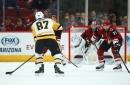 RECAP: Penguins Survive in the Desert, Win 3-2 in OT