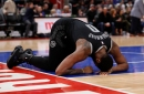 Detroit Pistons seem to avoid major injury with Andre Drummond (nose)