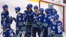 Demko wins season debut as Canucks edge Sabres