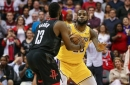 Houston Rockets vs. Los Angeles Lakers game preview