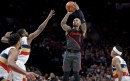 Pelicans fall to Trail Blazers in Portland; second straight loss of short road trip