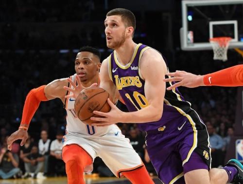 Lakers News: Luke Walton Trying To Find Consistent Role For Rookie Svi Mykhailiuk