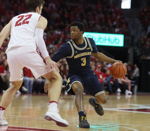 Michigan basketball vs. Wisconsin Badgers: No. 1 ranking for taking