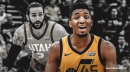 Jazz guard Donovan Mitchell's usage rate soars since Ricky Rubio injury