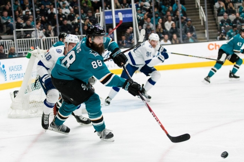 Sharks at Lightning Preview: Point, Counterpoint