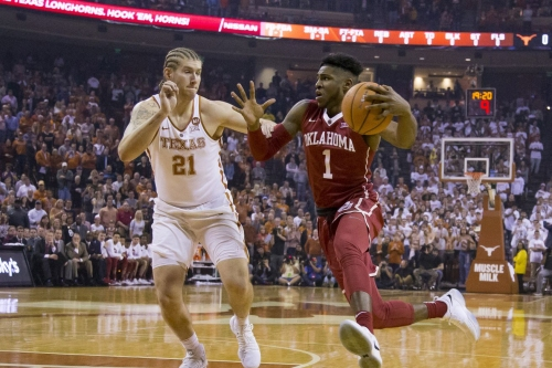 Texas hosts No. 20 Oklahoma in hopes of snapping three-game skid