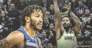 Derrick Rose hasn't fully grasped what it means to score 10,000 points