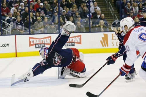 Game #47 Recap: Jackets fall to Canadiens, 4-1
