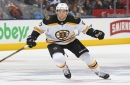 Boston Bruins Anders Bjork Out For Rest Of Season