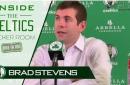 Inside the Celtics Locker Room: Celtics showing signs of life (videos)