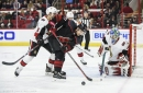 About last night: Hurricanes embarrassed by Senators