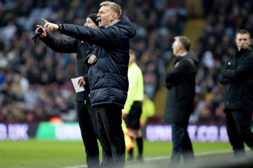 'That isn't going to help them with the supporters' Dean Smith's warning to his Aston Villa players