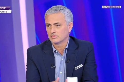 Jose Mourinho appears to aim dig at Manchester United player over sensitivity of public criticism