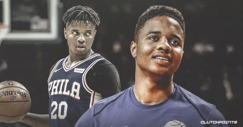 Report: Sixers guard Markelle Fultz back in Philly to continue shoulder rehab but still no timetable for return to lineup